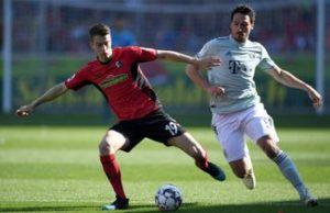 Freiburg vs Bayern Munich