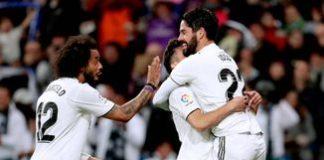 Real Madrid vs Huesca