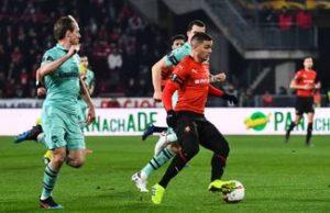 Rennes vs Arsenal