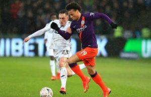 Swansea City vs Manchester City