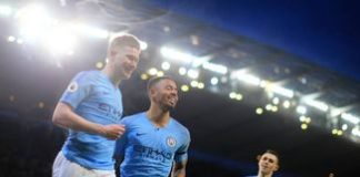 Manchester City vs Cardiff City