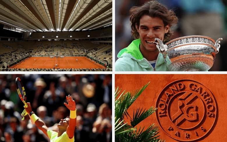 French Open Tennis. Roland-Garros